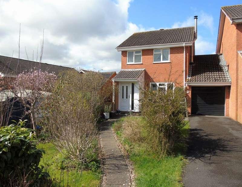 3 Bedrooms Detached House for sale in Actis Road, Glastonbury