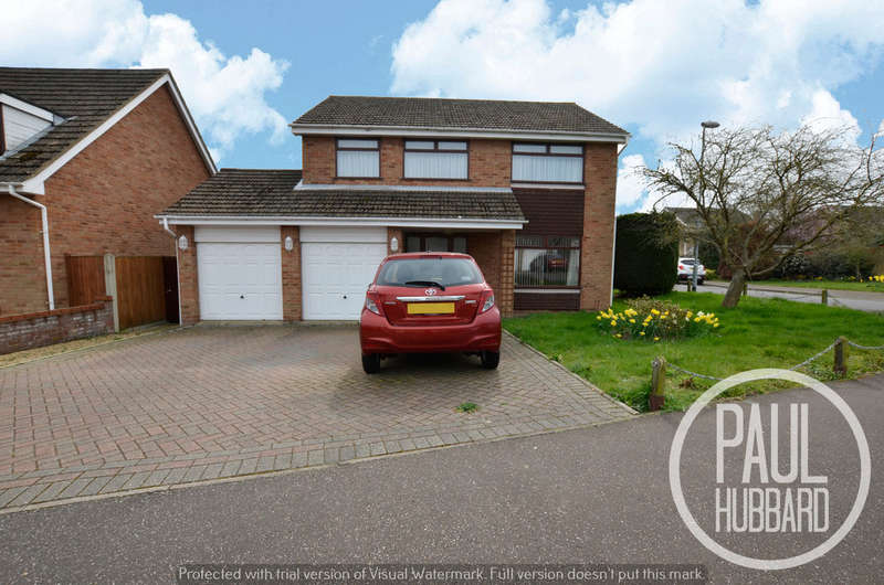 4 Bedrooms Detached House for sale in The Buntings, Bradwell, Great Yarmouth