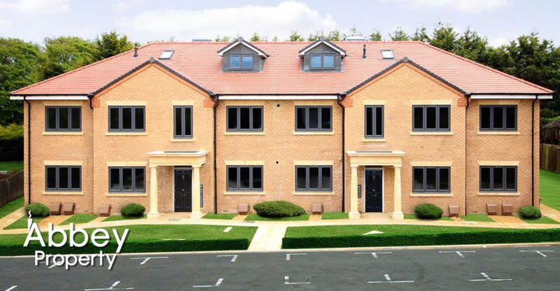 1 Bedroom Ground Flat for rent in Royal Navy Court - Brand New - Crawley Green Road - LU2 0FW