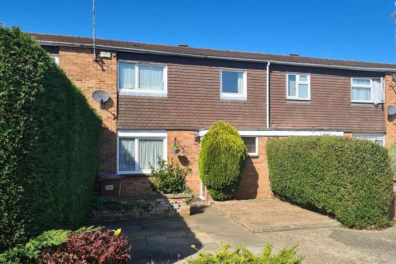 3 Bedrooms Terraced House for sale in Hardings, Welwyn Garden City, AL7