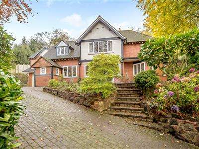 5 Bedrooms Detached House for sale in Lightwood Road, Lightwood, Stoke-on-Trent, Staffordshire