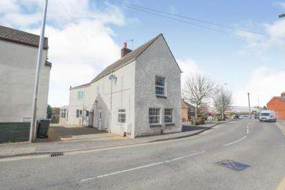 3 Bedrooms Detached House for sale in Silver Street, Whitwick, Coalville