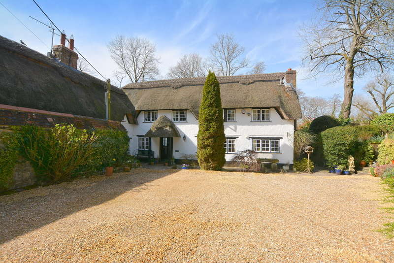 4 Bedrooms Cottage House for sale in Gaunts Common, Wimborne