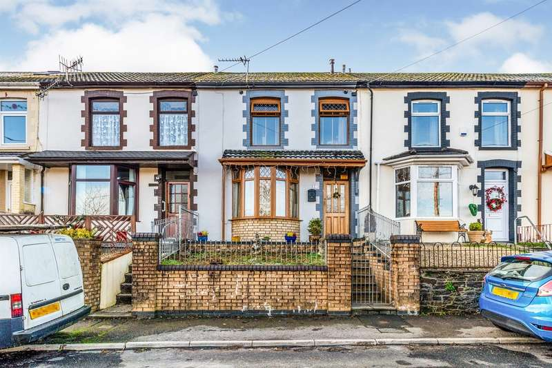 2 Bedrooms Terraced House for sale in Wyndham Street, Tonypandy