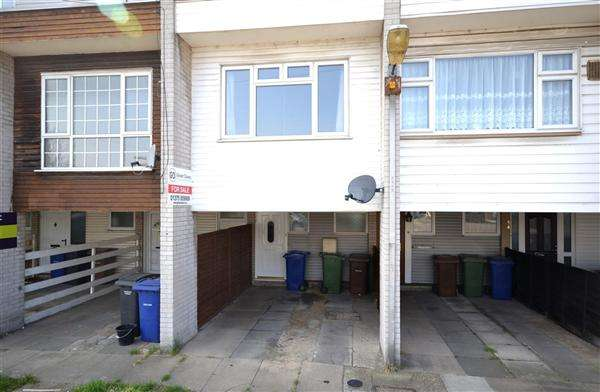 3 Bedrooms Terraced House for sale in Felicia Way, Chadwell St.Mary