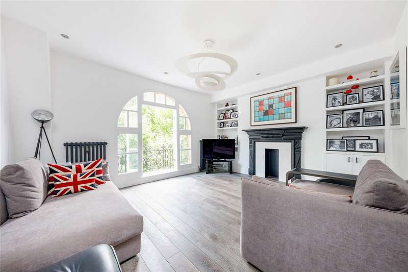 4 Bedrooms Flat for sale in Morshead Mansions, Morshead Road, Maida Vale, London, W9