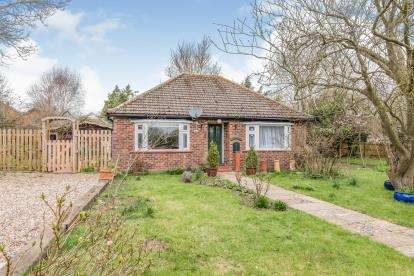 2 Bedrooms Bungalow for sale in Wickhambrook, Newmarket, Suffolk