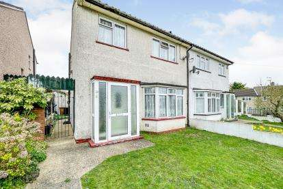 3 Bedrooms Semi Detached House for sale in Abercorn Road, Luton, Bedfordshire