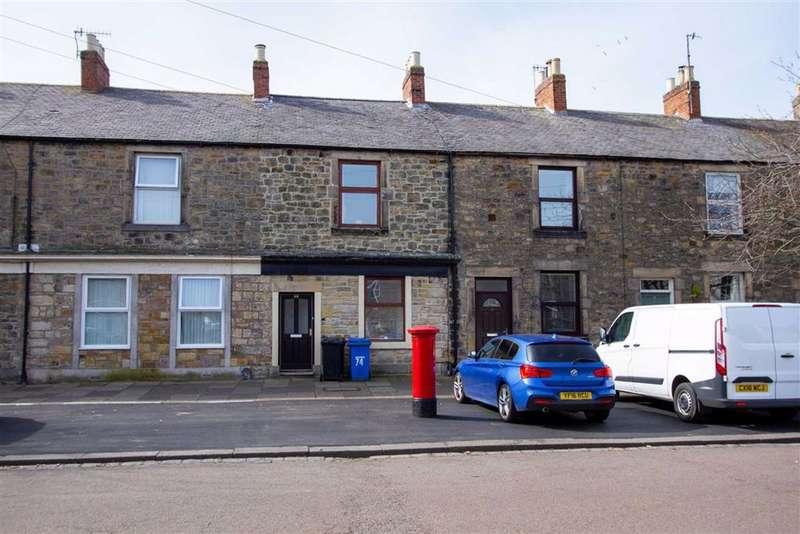 3 Bedrooms Terraced House for sale in Main Street, Spittal, Berwick-upon-Tweed, TD15