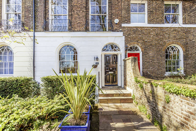 4 Bedrooms Terraced House for sale in Liverpool Road, N1 1NL