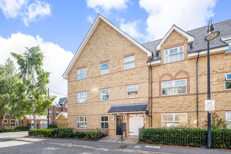 2 Bedrooms Apartment Flat for sale in Besant Place, East Dulwich