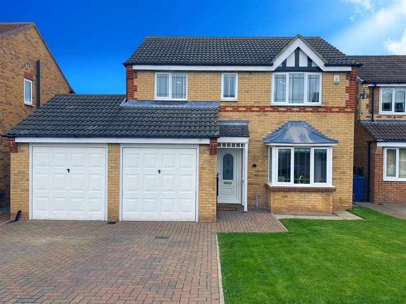 4 Bedrooms Detached House for sale in Tanbark, Houghton le Spring