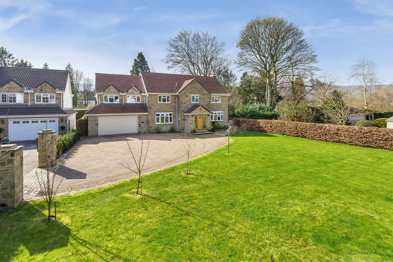 5 Bedrooms Detached House for sale in Clifford Avenue, Middleton, Ilkley