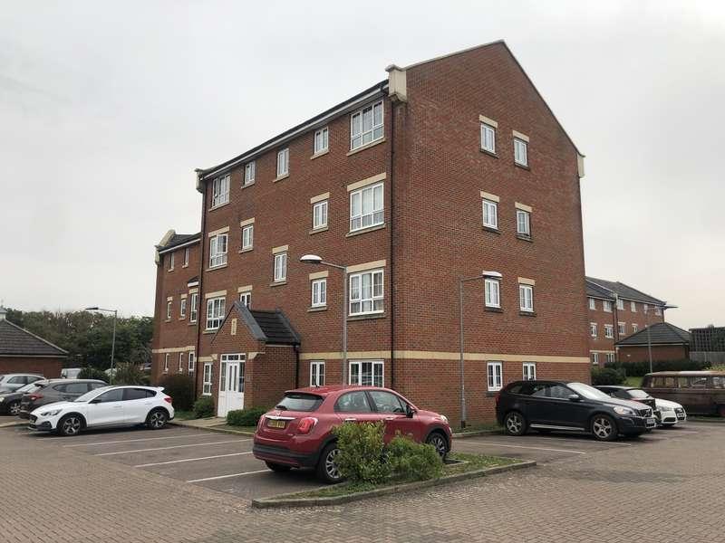 2 Bedrooms Apartment Flat for rent in Watling Gardens, Dunstable, LU6