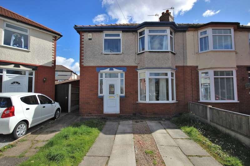 3 Bedrooms Semi Detached House for sale in Marina Grove, Runcorn, WA7