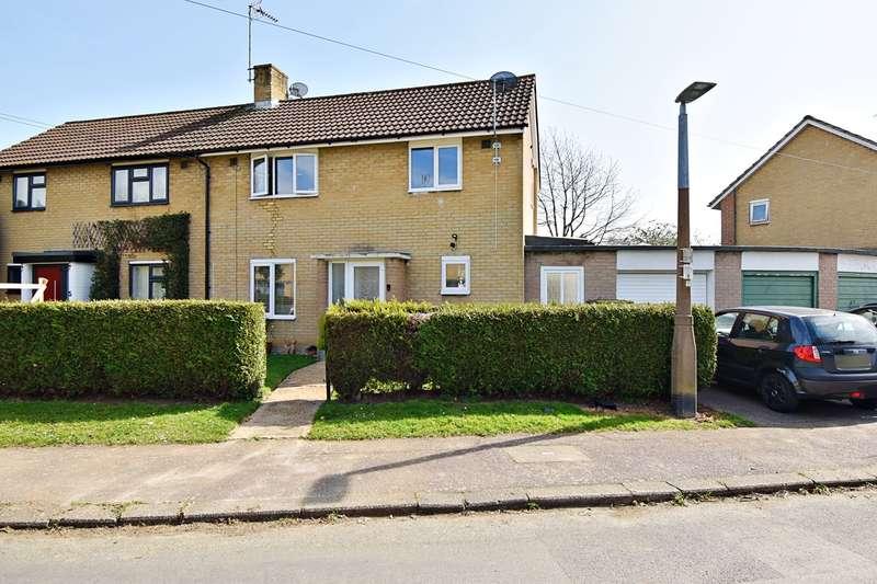 3 Bedrooms Semi Detached House for sale in Carve Ley, Welwyn Garden City, AL7