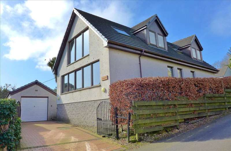 3 Bedrooms Detached House for sale in Colhaven, Whiting Bay