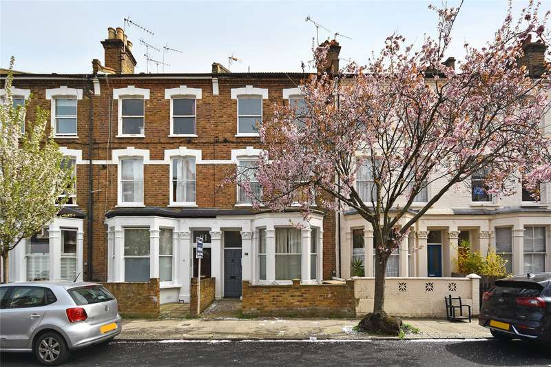 2 Bedrooms Flat for sale in Sulgrave Road, Brook Green, London, W6