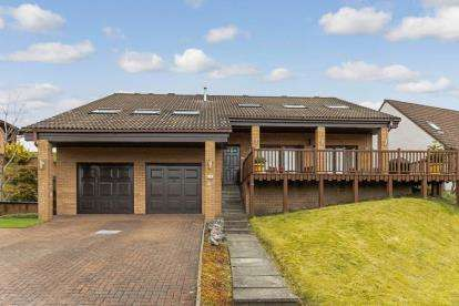 4 Bedrooms Detached House for sale in Fairmount Drive, Sauchie