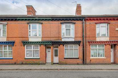 5 Bedrooms Terraced House for sale in Beckingham Road, Leicester