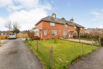 2 Bedrooms End Of Terrace House for sale in Dartington, Totnes, Devon