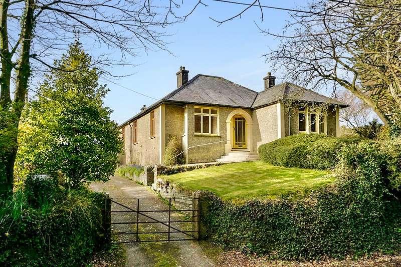 3 Bedrooms Bungalow for sale in Trewalder Road, Delabole, Cornwall, PL33