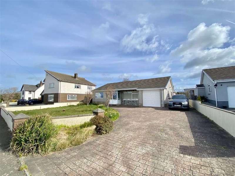 5 Bedrooms Detached Bungalow for sale in Caemorgan Road, Cardigan, Ceredigion