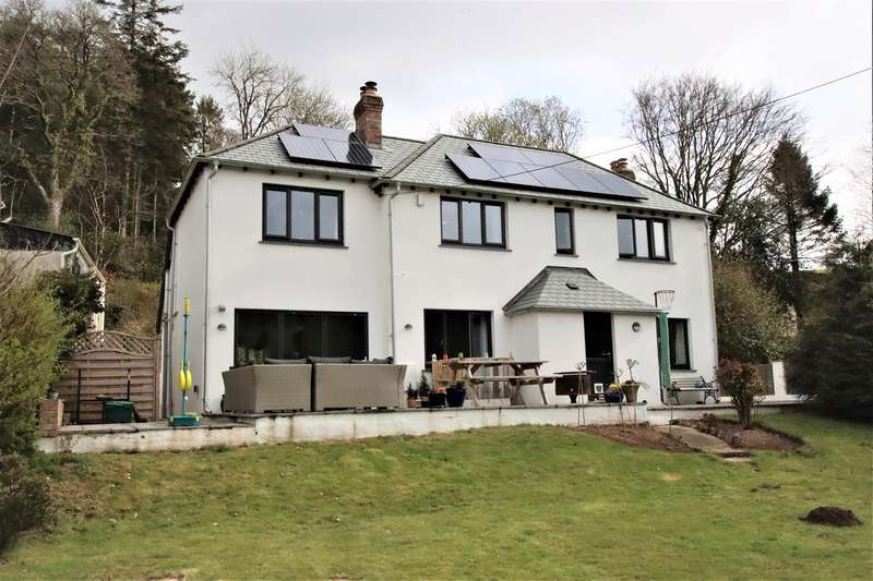 3 Bedrooms Detached House for sale in Milltown, Muddiford