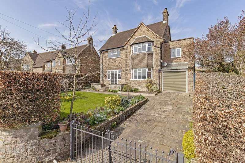 4 Bedrooms Detached House for sale in White Lodge Lane, Baslow, Bakewell