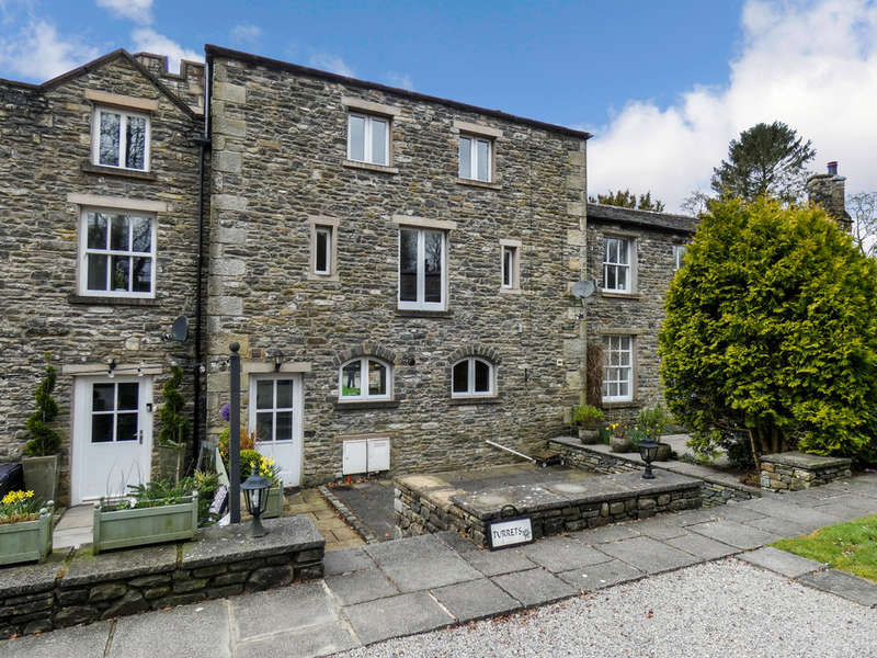 3 Bedrooms Terraced House for sale in The Turrets, Sedbergh