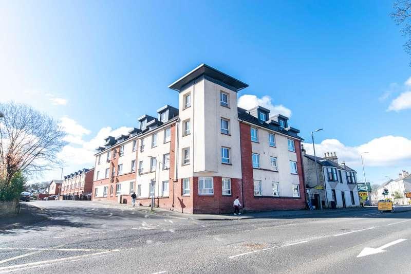 2 Bedrooms Flat for sale in Kings Road, Elderslie, PA5