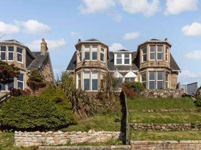 5 Bedrooms Semi Detached House for sale in Fullerton Drive, Seamill