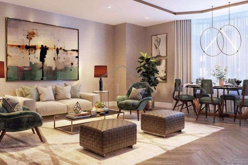 2 Bedrooms Property for sale in 9 Millbank, Westminster, London