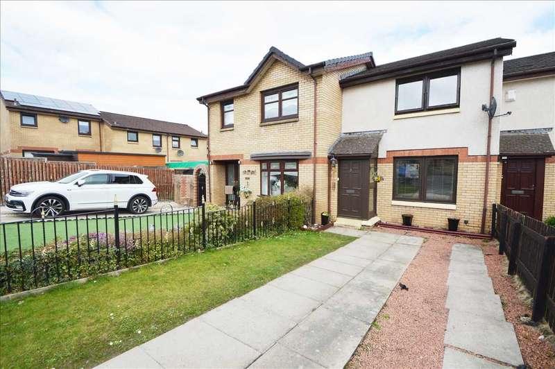 2 Bedrooms Terraced House for sale in Mcshannon Grove, Bellshill