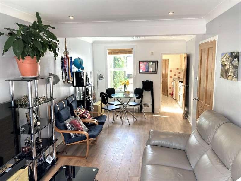 3 Bedrooms Terraced House for sale in Elderton Road, London, SE26