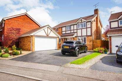 4 Bedrooms Detached House for sale in Beverley Avenue, Bristol, Somerset