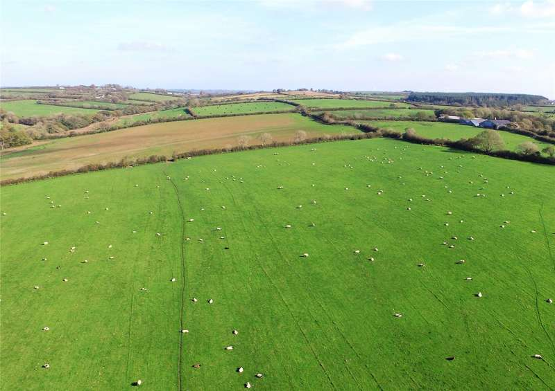 Land Commercial for sale in Pancrasweek, Holsworthy, Devon, EX22