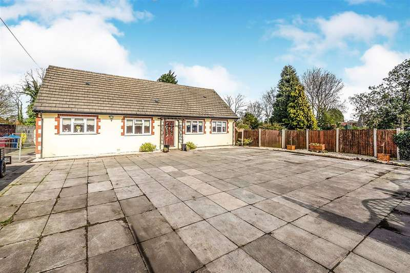 4 Bedrooms Detached House for sale in Roby Road, Huyton, Merseyside