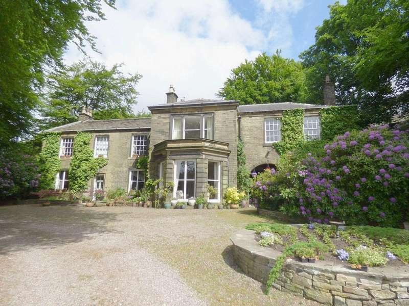 6 Bedrooms Detached House for sale in Mount Cottage, Shawclough Road, Shawclough, Rochdale, OL12