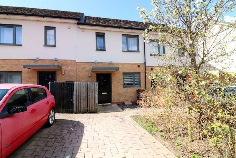 2 Bedrooms Terraced House for sale in Someries Hill, Luton, Bedfordshire, LU2 9DL