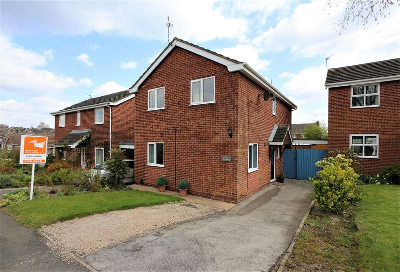4 Bedrooms Detached House for sale in Saxon Way, Ashby-De-La-Zouch, LE65 2JR