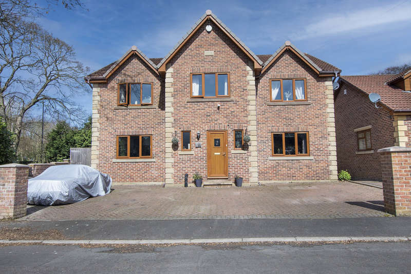 6 Bedrooms Detached House for sale in Sitwell Drive, Moorgate