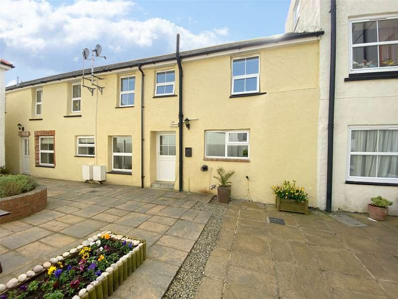 2 Bedrooms Terraced House for sale in Kays Mews, Fore Street, Tintagel, Cornwall, PL34