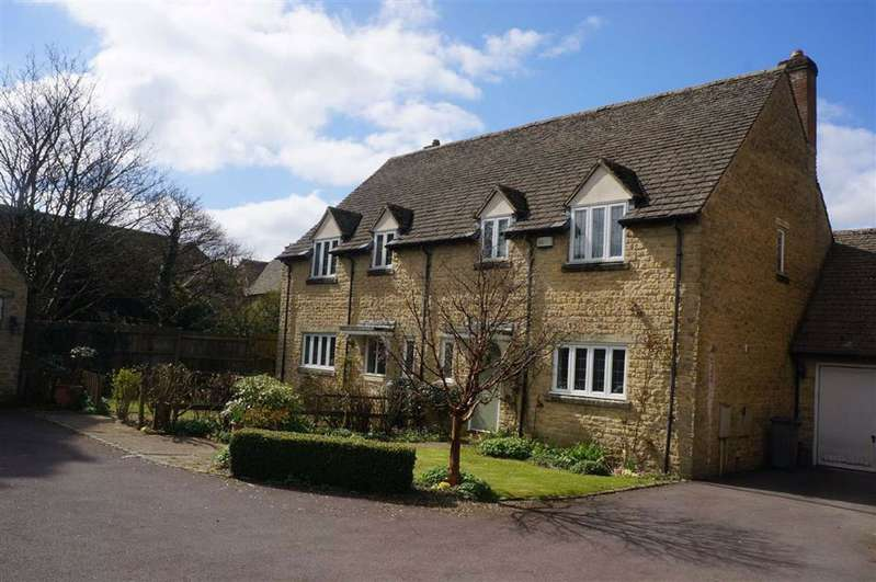 4 Bedrooms Link Detached House for sale in 3 & 4 Hawthorn Cottages, Stow-on-the-Wold, Gloucestershire