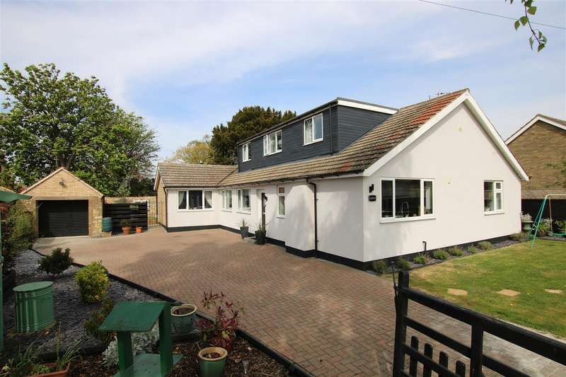 5 Bedrooms Detached Bungalow for sale in Tinkers Lane, Waddington, Lincoln