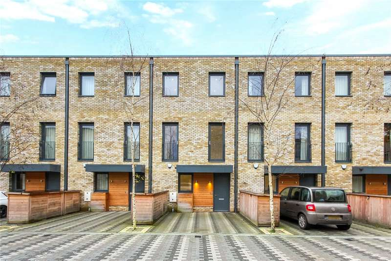 5 Bedrooms Mews House for sale in Beatrice Place, Southfields, London, SW19