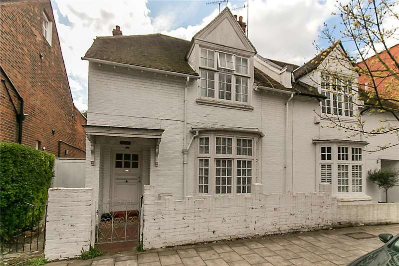3 Bedrooms Semi Detached House for sale in Flanders Road, Chiswick, London, W4