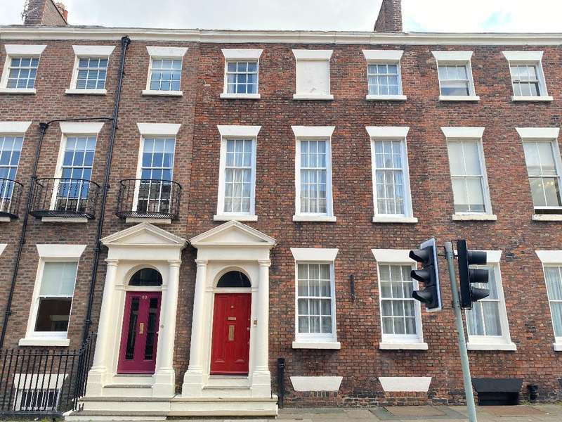 5 Bedrooms Terraced House for rent in Rodney Street, Liverpool, L1