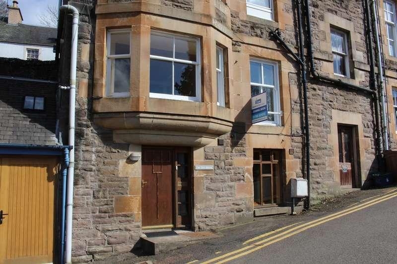 2 Bedrooms Maisonette Flat for sale in Millrow, Dunblane, FK15