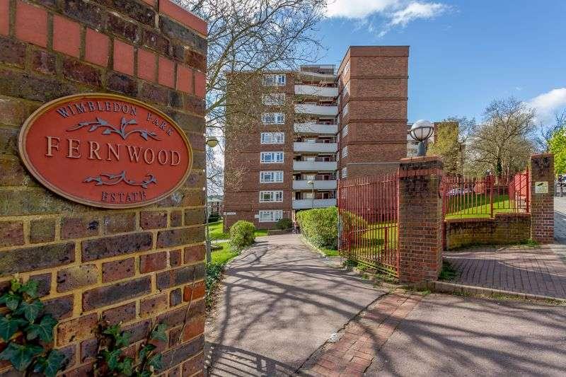 3 Bedrooms Property for sale in Fernwood, Albert Drive, London, SW19